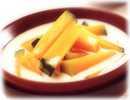 สูตรวิธีการทำของหวานไทย-บวดฟักทองวิตามินแสนมากมาย