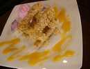 สูตรวิธีการทำของหวานไทย-เผือกทอดข้าวโอ๊ตกับน้ำผึ้งเนยสด