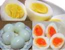 สูตรวิธีการทำอาหารไทย-เคล็ดไม่ลับกับการปอกเปลือกไข่ต้มให้สวยงาม