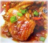 สูตรวิธีการทำอาหารจีน-นึ่ง-อบ-ตุ๋น-ไก่ตุ๋นซอสขิง