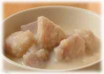 สูตรวิธีการทำของหวานไทย-บวดเผือกหอมมันหวานอร่อย