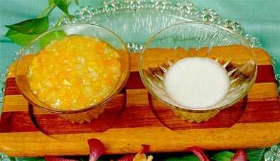 สูตรวิธีการทำของหวานไทย-ข้าวเหนียวเปียกข้าวโพดแสนน่าทาน