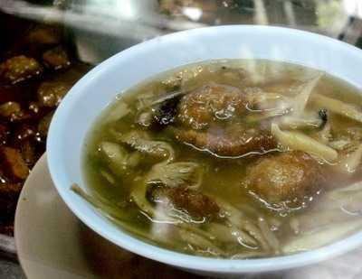 สูตรวิธีการทำอาหารไทย-กระเพาะปลาเจ