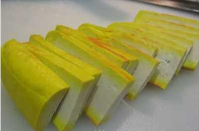 สูตรวิธีการทำอาหารไทย-อาหารเจ-เต้าหู้ทอดราดซอสพริกไทยดำ