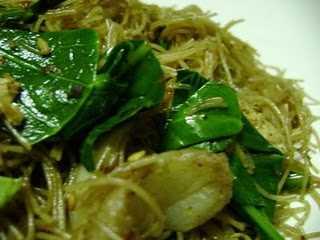 สูตรวิธีการทำอาหารไทย-ก๋วยเตี๋ยวผัดซีอิ๊วเส้นหมี่