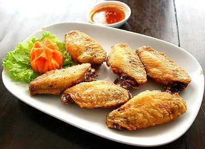 สูตรวิธีการทำอาหารไทย-ทอดไก่ให้กรอบนอกนุ่มใน