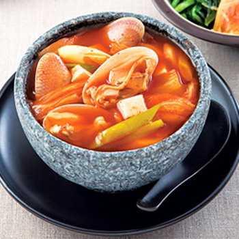 สูตรวิธีการทำอาหารไทย-แกงเต้าหู้อ่อน
