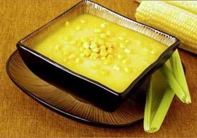 ซุปข้าวโพด