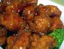 เนื้อไก่ทอดกรอบผัดพริกเผา