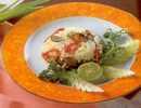ข้าวผัดหอยแมลงภู่รมควัน