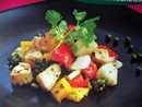 ผัดพริกไทยดำปลาค็อด